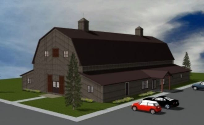 The Planning Commission last month approved a rezone request from a Sioux Falls couple planning to build an event hall that embraces the nationwide trend of a barn near Arrowhead Parkway and Riverview Avenue near the eastern edge of the city.