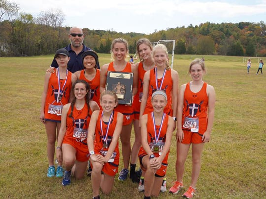 The Grace Christian girls cross country team, which recently won the VACA championship, is preparing for Thursday's VISAA meet in Mechanicsville.