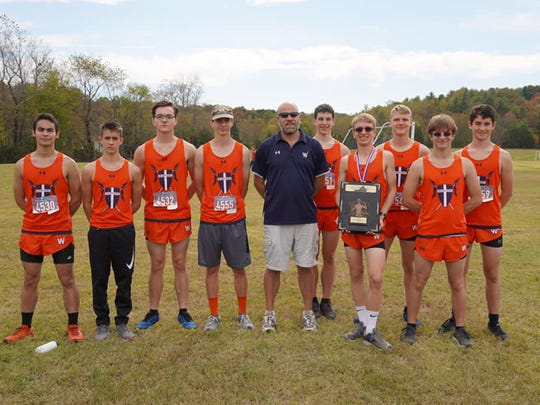 The Grace Christian boys cross country team recently won the VACA championship this year. They will run in the VISAA championships Thursday.