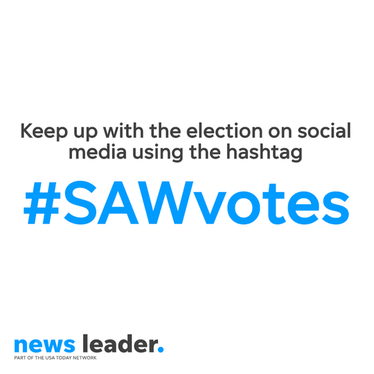 Keep up with the election on social media using the hashtag #SAWvotes.