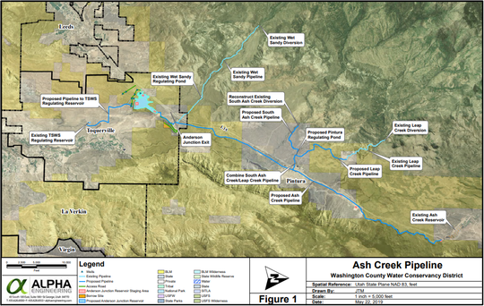 Washington County's latest proposed reservoir will help with water scarcity