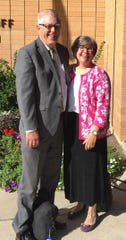Curtis and Carol Austin sold their Tallahassee home for a mission in California.
