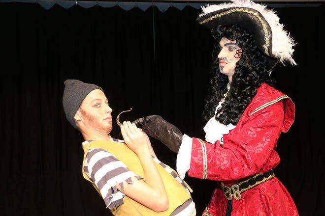 "Community Christian School is presenting ""Peter Pan."""