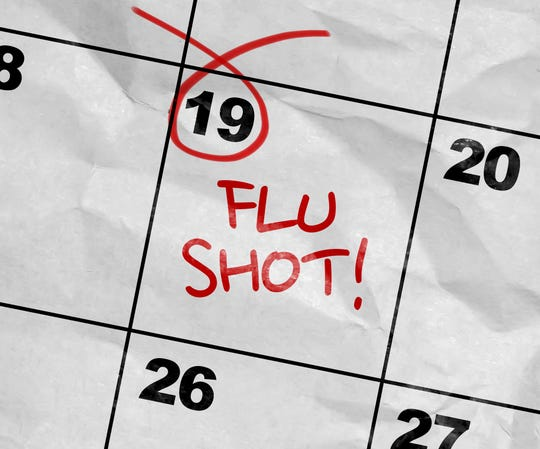 The City of Vineland's Health Department will offer free flu shots for Vineland residents, age 65 and older, and for residents who are disabled, or have a high risk, chronic illness, such as Heart Disease, Diabetes or COPD.