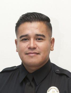 Lemoore officer Jonathan Diaz was shot and killed on Saturday, November 2, 2019.