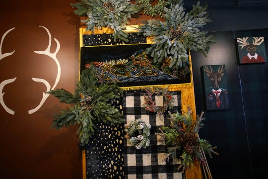 Blitzen, a new Christmas-themed pop-up bar, is opening in downtown Wilmington and will debut Thursday at 4 p.m. The bar is decorated by Dallas Shaw and run by the team behindStitch House Brewery. The Christmas-themed bar is located at220 W. NinthSt. where Chilean restaurant Pochi closed in 2016.