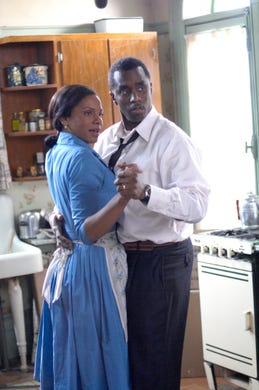 """He starred alongside Audra MacDonald in the 2008 television movie """"A Raisin in the Sun."""""""