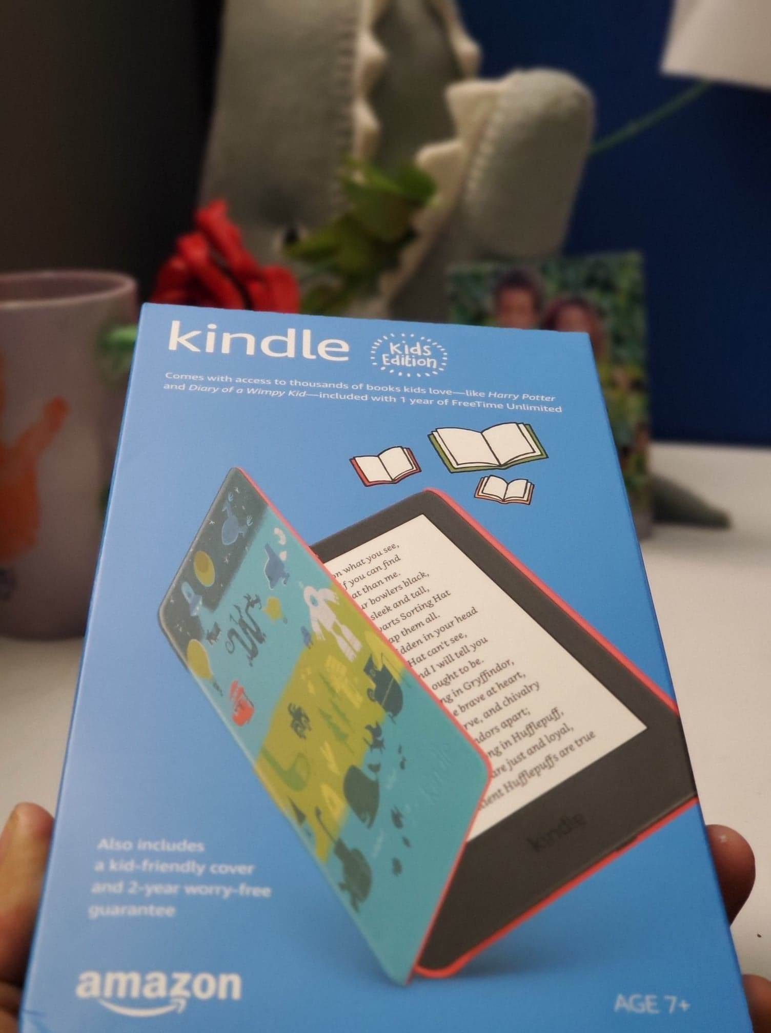 Amazon S Kindle For Kids Should You Buy This For Your Young Reader