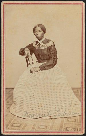 Harriet Tubman, 1868 or 1869, taken by Benjamin Powelson.
