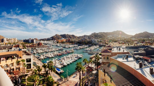 Resort cities on Mexico's Baja peninsula will begin charging foreigners a tourist tax . of . $18.50 beginning Saturday.