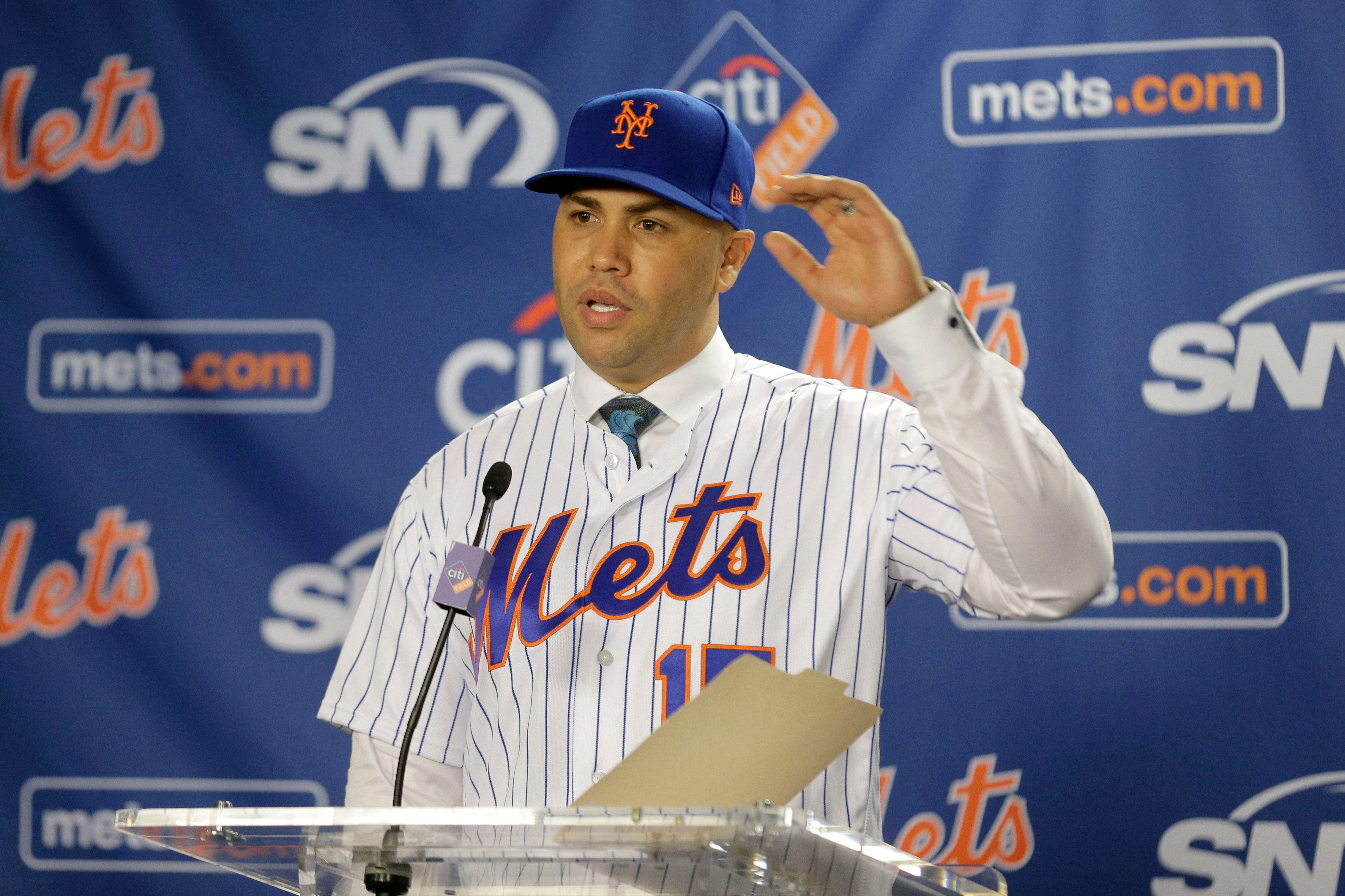 Ny Mets Introduce New Manager Carlos Beltran Here S What We