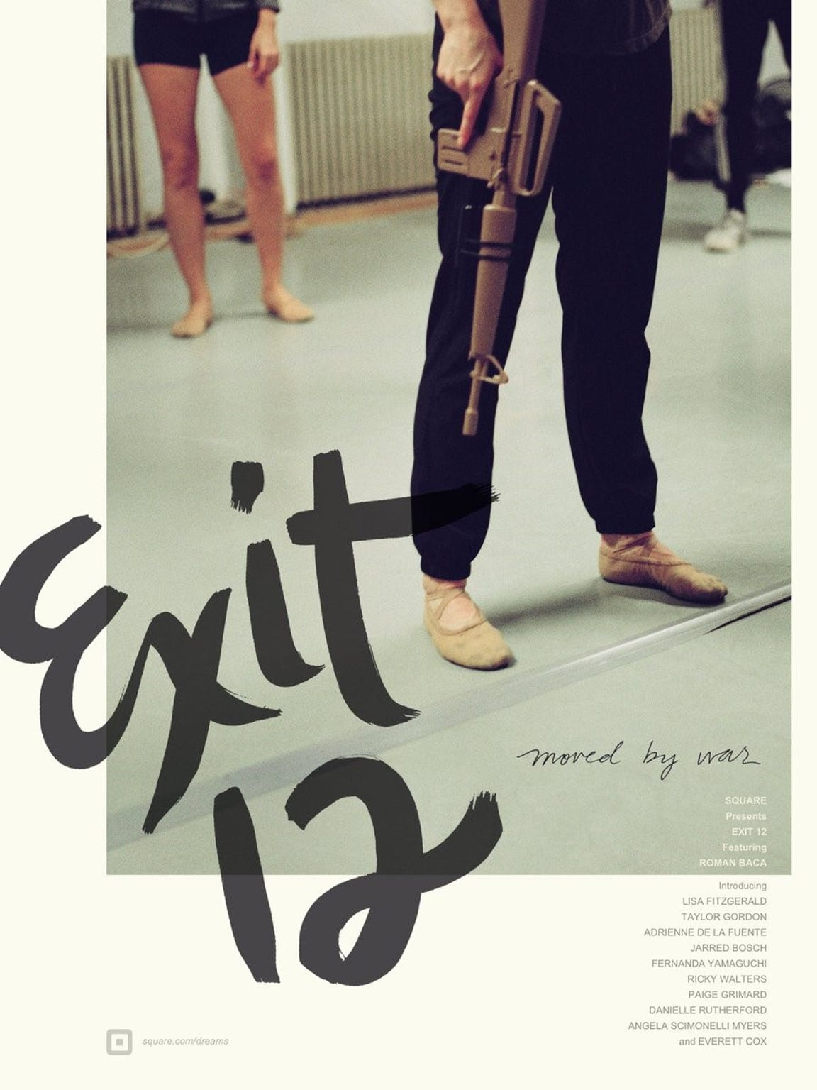 """Exit 12"" is one of 30 films that will be screened this weekend at the 24fps International Short Film Festival at the Paramount Theatre. From the United States, it shows Saturday afternoon."