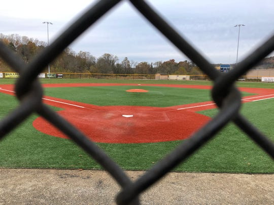 Buncombe County committed up to $1.3M to a lighting project at the Bob Lewis Ballpark, but the county will be reimbursed through the Tourism Development Authority for $1M of the cost. The seven-field facility opened in July 2018.