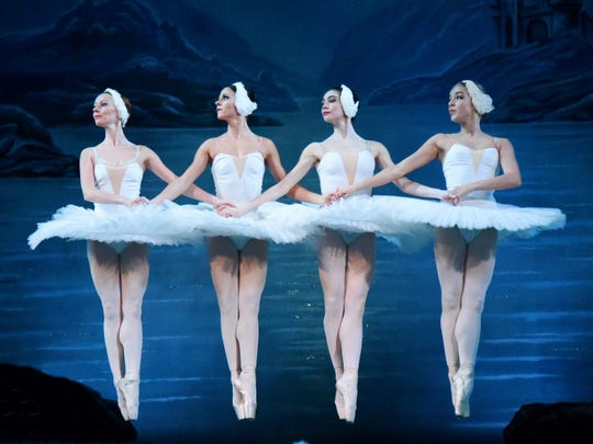 """Dancers from the Melbourne City Ballet Theatre will collaborate with the National Ballet Theatre of Odessa and the Satellite High Symphony Orchestra to perform """"Swan Lake"""" at the King Center Dec. 27-28, 2019. Call 321-242-2219 or visit kingcenter.com."""