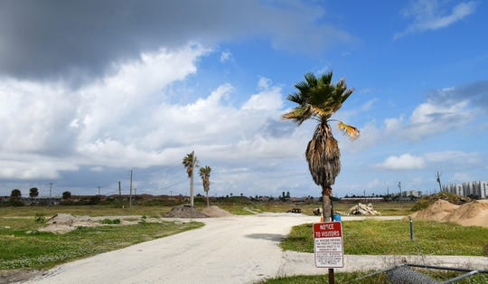 Heavy equipment operators have leveled the old Satellite Shores neighborhood at State Road A1A and Shearwater Parkway.