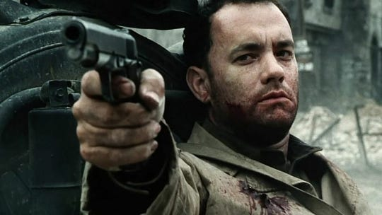 """Saving Private Ryan"" is one of five movies featured for Hanksgiving at Alamo Drafthouse."