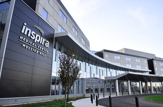 A look inside Inspira Medical Center Mullica Hill on Tuesday, Nov. 5, 2019. The facility is Gloucester County's first new hospital in 45 years.