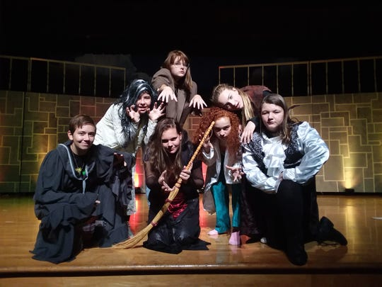 Unioto High School will perform 'The Frightmares: Dead After Life' on Friday and Saturday.