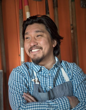 Edward Lee, noted Louisville chef, opening a restaurant in Cincinnati.