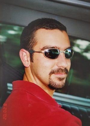 Wes Feltner in 2002.