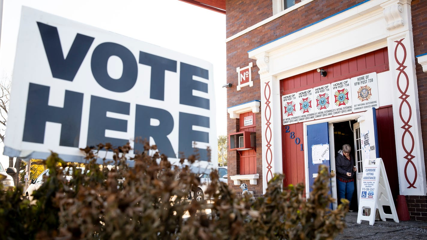 Here's what you need to know about Tuesday's runoff elections in Des Moines and where to find results