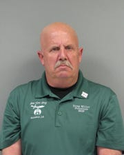 Doug Miller, a Polk County Sheriff's captain, was arrested Oct. 17, 2019 on a charge of drunk driving.