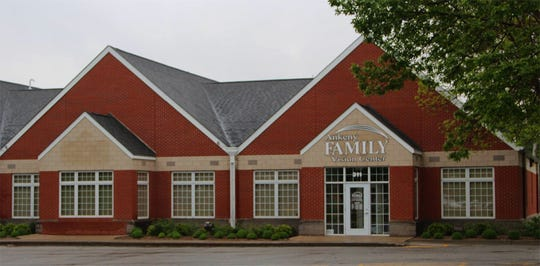 """Ankeny Family Vision Center is the winner of the """"Best Optometrist"""" category."""