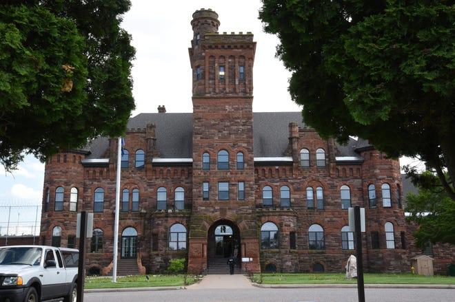 Marquette Branch Prison in Marquette, Michigan.