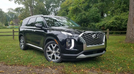 Best 3rd Row Suv 2020.Payne Hyundai Palisade And Kia Telluride Battle For Best 3