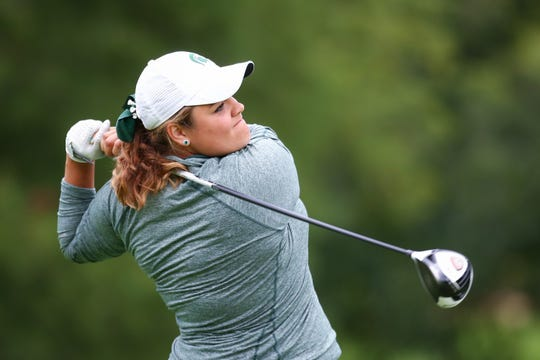 Liz Nagel, from DeWitt, has earned her LPGA Tour card for 2020.