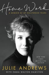 """""""Home Work"""" by Julie Andrews (Hachette Books)"""