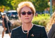 Former U.S. ambassador to Ukraine Marie Yovanovitch.