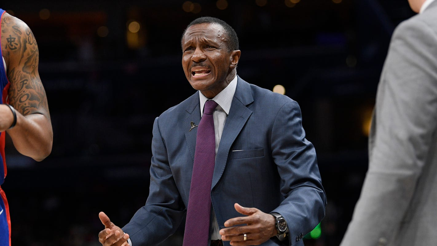 Pistons Mailbag: Injuries driving Pistons' Dwane Casey batty, and he's not the only one
