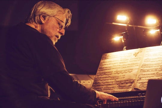 David Borden (pictured) performs with Mother Mallard's Portable Masterpiece Company. The Cornell University Department of Music and Herbert F. Johnson Museum of Art will celebrate the 50th anniversary of the company with two concerts Friday evening.