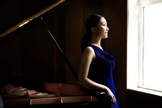 Pianist Yi-Nuo Wang will perform on Nov. 14 at Loeb Playhouse, Purdue Stewart Center.