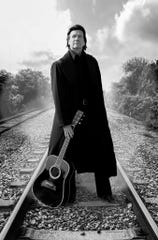 """Terry Lee Goffee, billed asThe """"World's Premier""""Johnny Cash Tribute, will perform at Manitowoc's Capitol Civic Centre starting at 7:30 p.m. Nov. 14."""