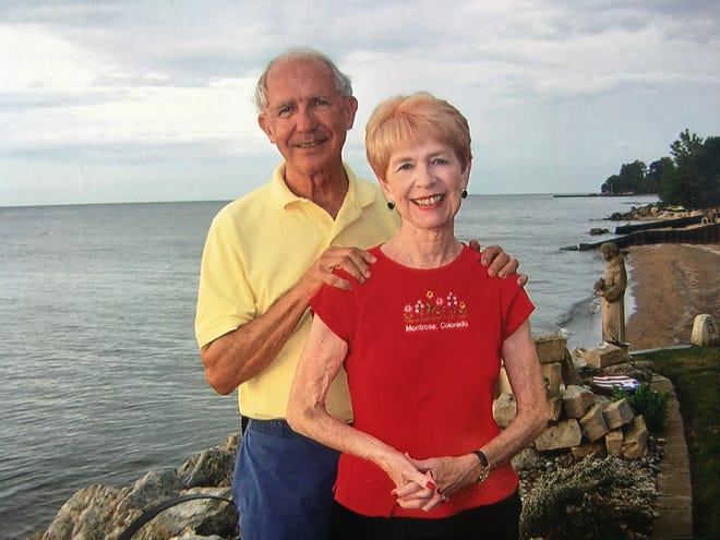 John and Kathy O'Shea
