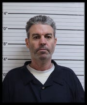 Samuel Bridges escaped corrections in his work vehicle on Tuesday.