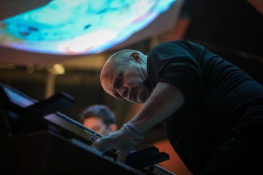 """John Medeski, """"Mellotron Variations."""""""