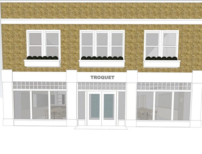 Troquet, a cooking school and private-event space, is due to open in March at 1409 N. Wauwatosa Ave. in Wauwatosa. It's a project by the owners of Le Reve Patisserie & Cafe.