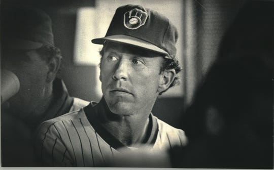 Tom Trebelhorn was a fixture in the Milwaukee Brewers dugout from 1986 to 1991.