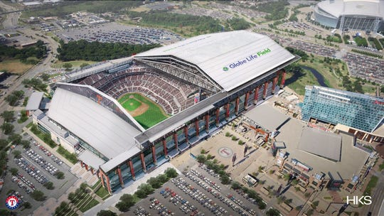 The Texas Rangers are taking advantage of the heavy lifting technology offered by Menomonee Falls firm Enerpac. Enerpac is helping to lift the new 5-acre retractable roof on the Rangers' new Globe Life Field.