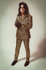 Alice Cooper performs Sunday, Nov. 10, at the Montgomery Performing Arts Centre.