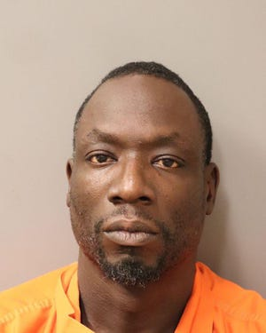 Larry Friendly was charged with second-degree domestic violence and unlawful imprisonment.