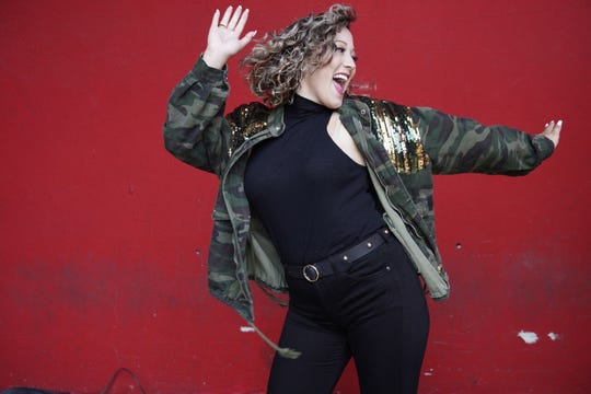 """Ball State alumna Lauren Hall is a competitor on the seventeenth season of NBC's """"The Voice."""""""