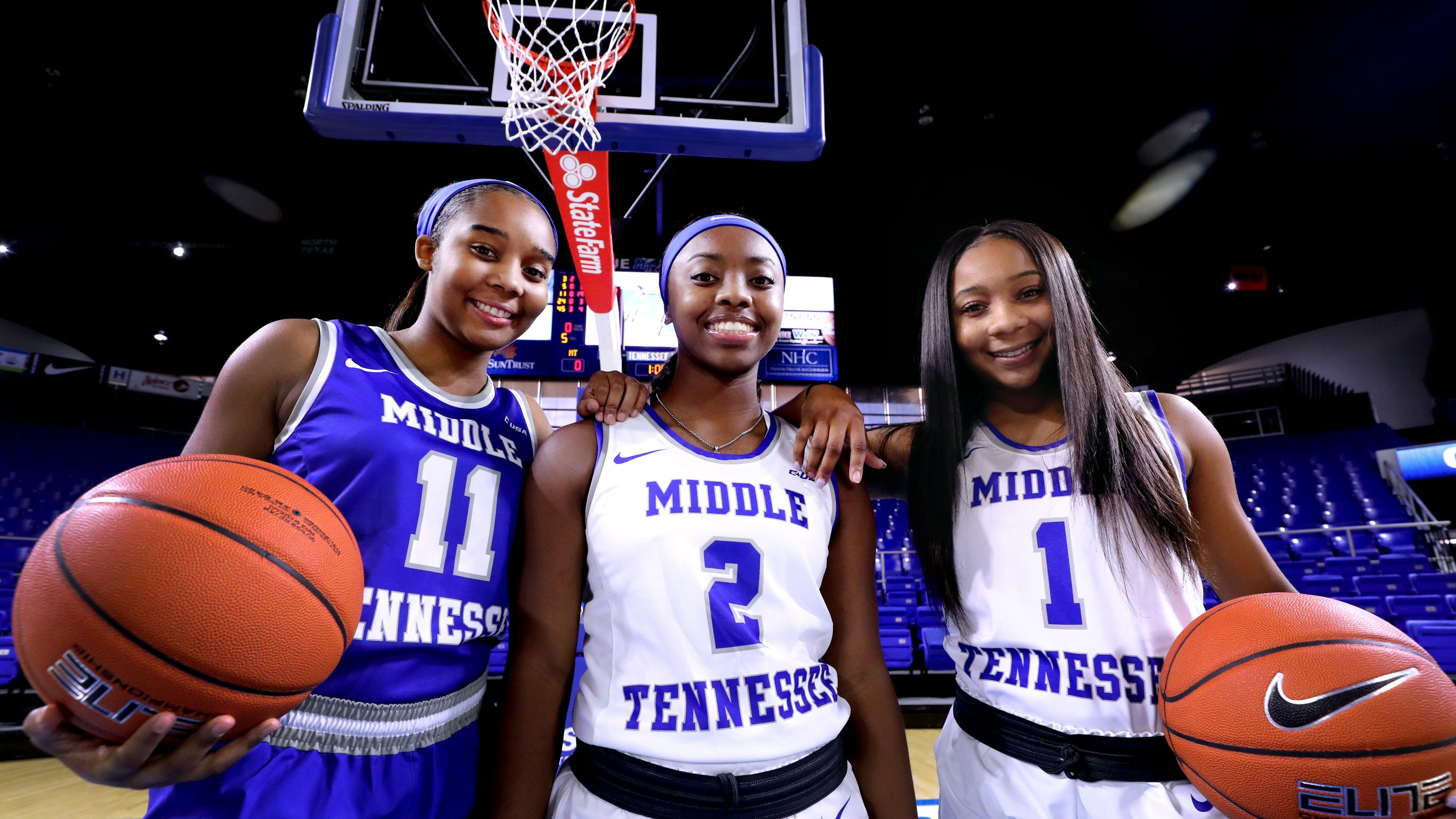 MTSU 64, Tulane 62: Aislynn Hayes completes comeback for MTSU with game-winning 3