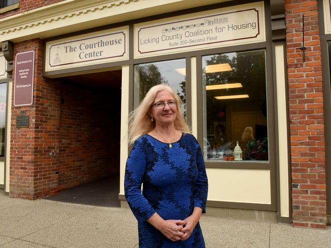 Licking County Coalition for Housing director Deb Tegtmeyer says helping the homeless is an ever-evolving problem.