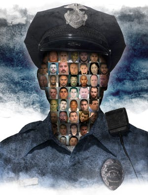 A collaboration of news organizations throughout California investigated a secret list of police officers convicted of crimes. The project was coordinated by the Investigative Reporting Program at UC Berkeley and the Bay Area News Group. Reporters participated from more than 30 newsrooms, including  USA Today Network, Voice of San Diego, MediaNews Group, McClatchy, and Reveal from the Center for Investigative Reporting.