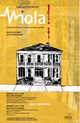 Viola! is a theatrical and narrative performance that tells the story of Viola Edwards, who in 1922 opened what what was believed to be Pensacola's first black-owned hospital.