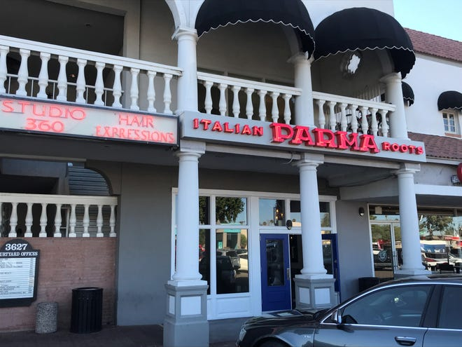 Parma Italian Roots is a restaurant scheduled to open soon near 36th Street and Indian School Road in Phoenix.